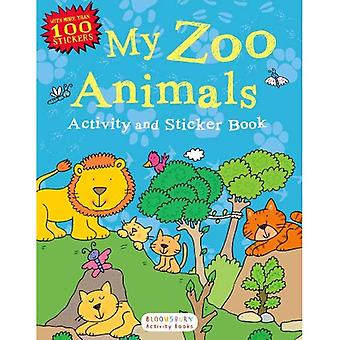 My Zoo Animals Activity and Sticker Book (Activity Books)