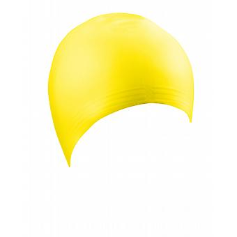 BECO Latex Adults Swimming Cap-Yellow