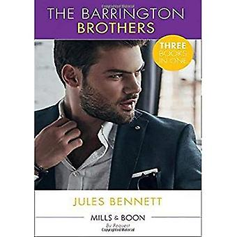 The Barrington Brothers: When Opposites Attract... /� Single Man Meets Single Mom / Carrying the Lost Heir's Child