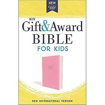 NIV, cadeaux et prix Bible pour enfants, Flexcover, Pink, confort Print