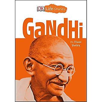 DK kokemuksia: Gandhi (DK Life Stories)