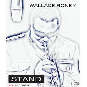 Wallace Roney - Wallace Roney-Stand [BLU-RAY] USA import
