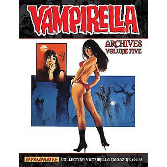 Vampirella Archives - Volume 5 by Jose Bea - Bruce Bezaire - Gerry Bou