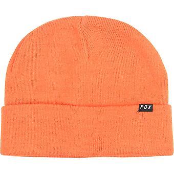 Fox Racing Mens Machinist Beanie - Orange