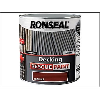 Ronseal trall Rescue Paint Bramble 2,5 liter