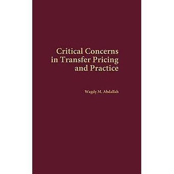 Preocupações críticas em preços de transferência e prática por Abdallah & wenderson M.