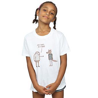 JaCo Haasbroek dziewczyny wilk w owczej odzieży T-Shirt