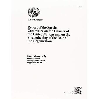 Report of the Special Committee on the Charter of the United Nations
