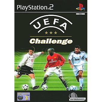 CHALLENGE de l'UEFA (PS2) - Usine scellée