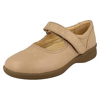 Ladies Padders Dual Fit Flat Shoes Sprite 2