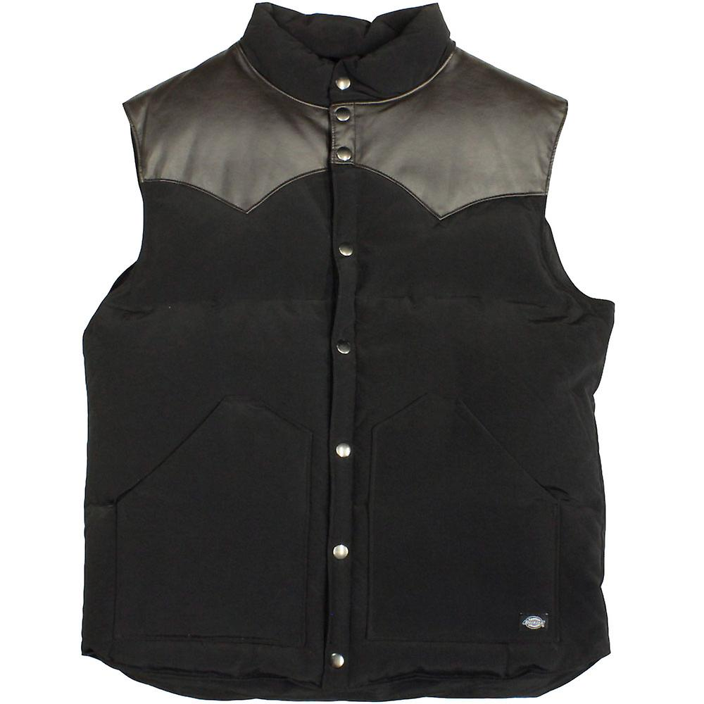 Dickies Tahoe Gilet Black
