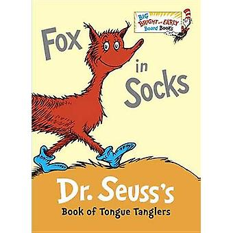 Fox in Socks (abridged edition) by Dr Seuss - 9780553513363 Book