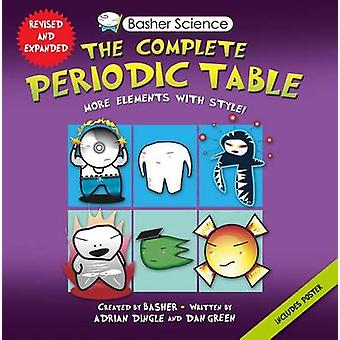 Basher Science - The Complete Periodic Table - All the Elements with St
