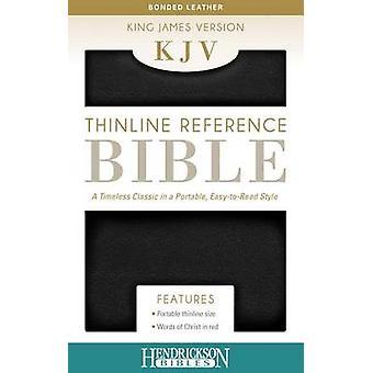 Thinline Reference Bible-KJV by Hendrickson Bibles - 9781619705715 Bo