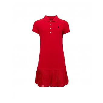 Polo Ralph Lauren Childrenswear Ralph Lauren Pleated Polo Dress