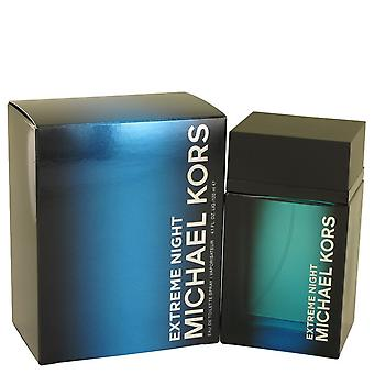 Michael Kors Extreme Night by Michael Kors Eau De Toilette Spray 4 oz / 120 ml (Men)