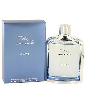 Jaguar Classic Eau De Toilette Spray By Jaguar 100 ml