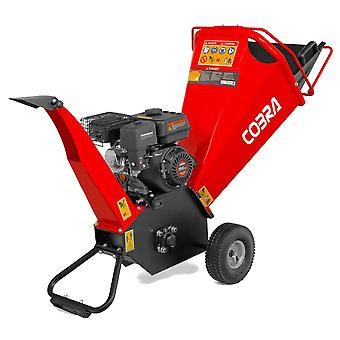 Cobra CHIP650L Petrol 3in Capacity Wood Chipper