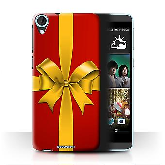 STUFF4 Case/Cover for HTC Desire 820q Dual/Gift/Present/Christmas Decorations