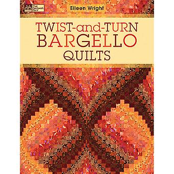 Que la Place Patchwork Twist et tour Bargello Quilts Tp B1016