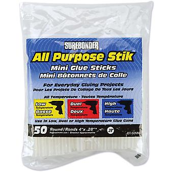All Purpose Stik Mini Glue Sticks .28