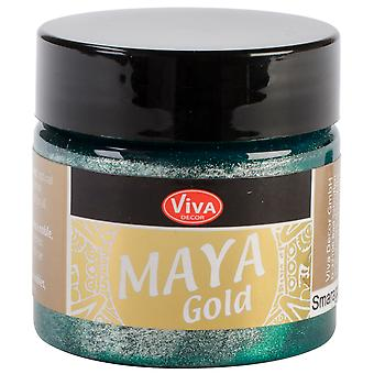 Viva Decor Maya Gold 50 Ml Emerald Maya 70134