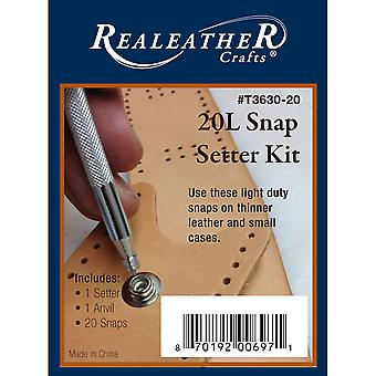 20L Snap Setter Kit Nickel T3630 20