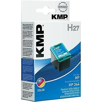 KMP Ink replaced HP 344 Compatible Cyan, Magenta,