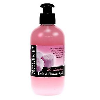 Shower gel gourmet Marshmallow 250ml