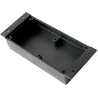 Module casing 120 x 50 x 24 Thermoplastic Black Kemo G070 1 pc(s)