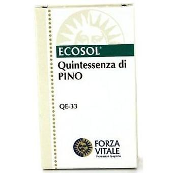 Forza Vitale femte essensen pine (tall) 10 Ml.