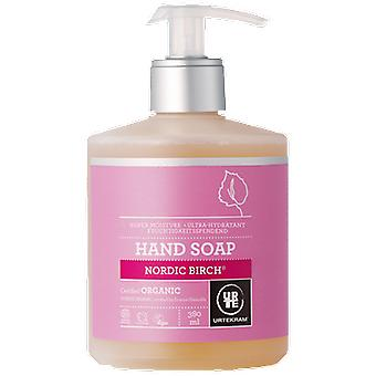 Urtekram Liquid Hand Soap 380 Ml Moisturizing Birch Bio