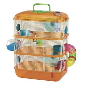 Arquivet Cage Gran Canaria 40X26X53Cm (Small animals , Hamsters , Cages and Parks)