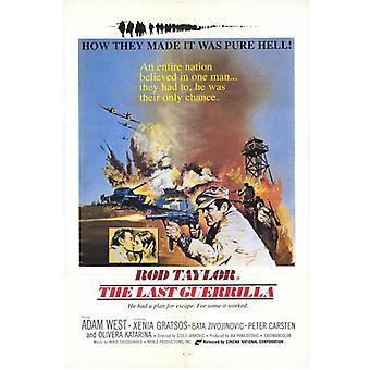 Last Guerilla Movie Poster (11 x 17)