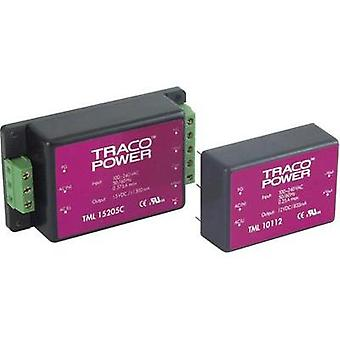 TracoPower TML 15105C chassis mount power supply module 5 V 3000 mA 15 W