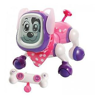Vtech Kidi Doggy Rosa (Kinderen , Speelgoed , Electronics And Multimedia , Dieren)
