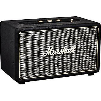 Bluetooth speaker Marshall Acton BT Black Aux Black