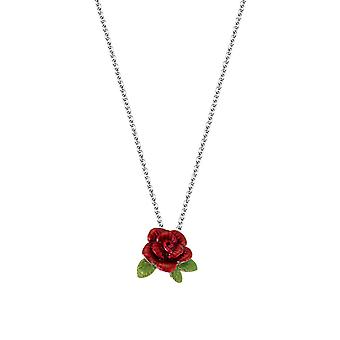 Scout children necklace chain Silver flower girls 261049200