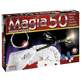 Falomir Box 50 Magic Tricks (Toys , Boardgames , Magic)