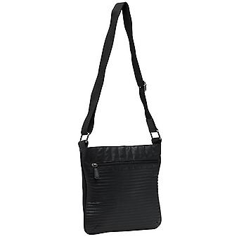 Burgmeister ladies shoulder bag T204-212 leather black