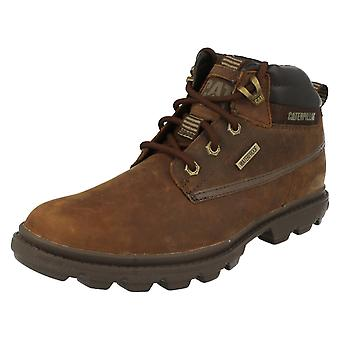 Mens CAT Waterproof Ankle Boots Grady WP
