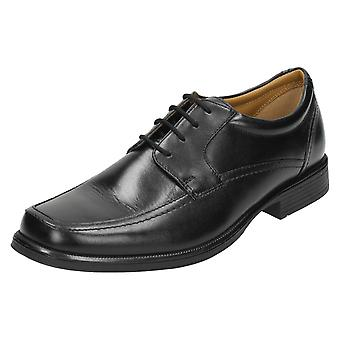 Mens Clarks Formal Lace Up Shoes Hatche Spring