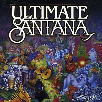 Santana - ultimative Santana [CD] USA importerer