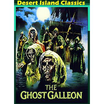 Ghost Galleon [DVD] USA import