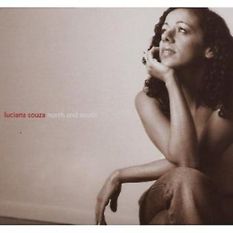 Luciana Souza - nord & syd [CD] USA import