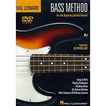 Hal Leonard Bass methode [DVD] USA import