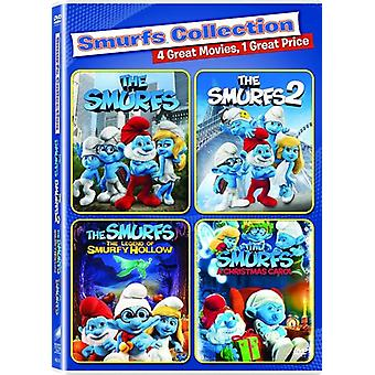 Smurfs 2 / Smurfs / Smurfs: Legend of Smurfy [DVD] USA import