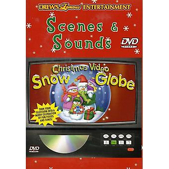 Jul Video snekugle [DVD] USA importerer