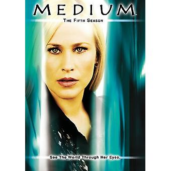 Medium - Medium: Season 5 [DVD] USA import