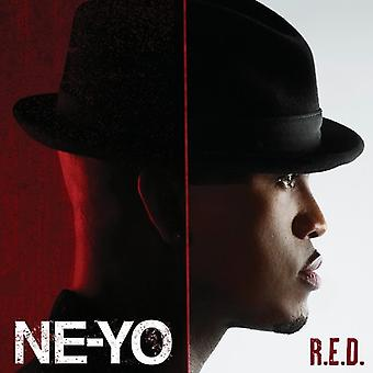 NE-Yo - R.E.D. [CD] USA import